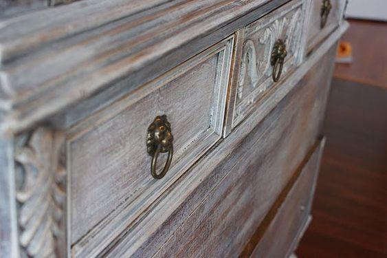 Whitewashing vs dry brushing furniture ideas furniture for Bedroom furniture 98383