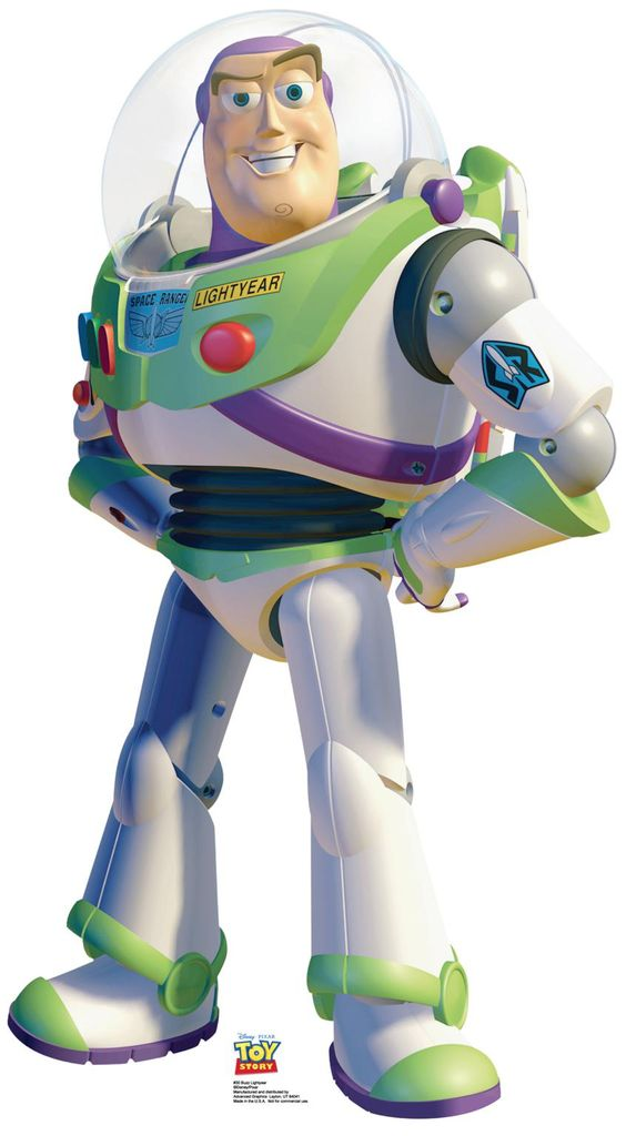 Day 5 Favorite Hero Buzz Lightyear from Toy Story May Not