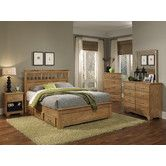 Found it at Wayfair - Sterling Queen Panel Bedroom Collection