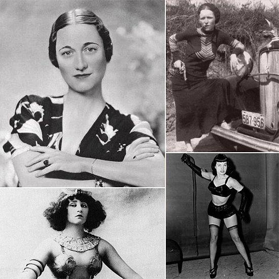 love scandalous women history