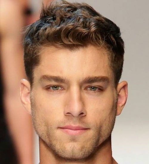 36+ Haircut ideas for men with curly hair trends