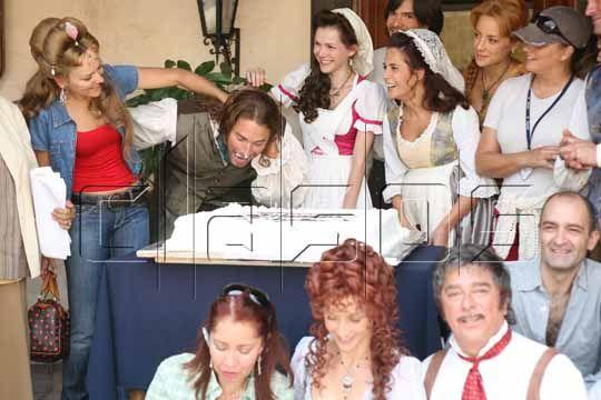 telenovela Pasión