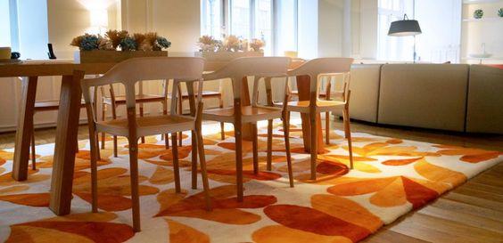 Bowron sheepskin rugs