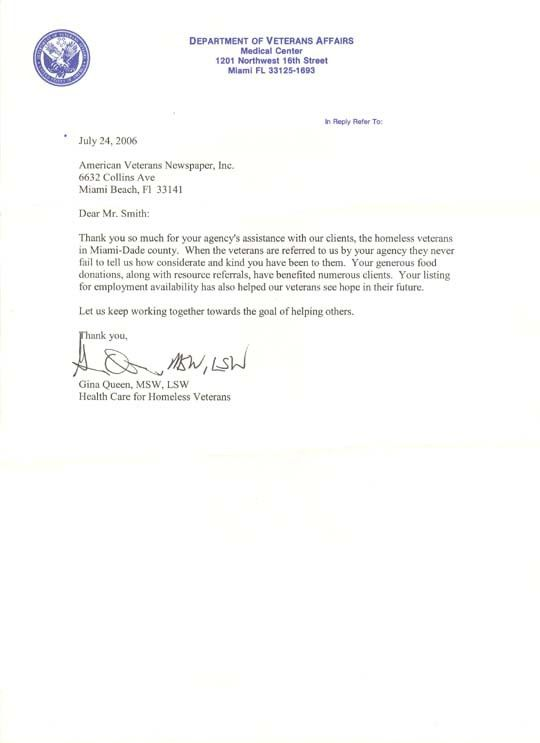 Sample Financial Support Letter For Medicaid Luxury American