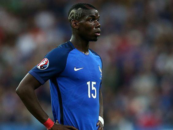 2016 Euro France - Pogba