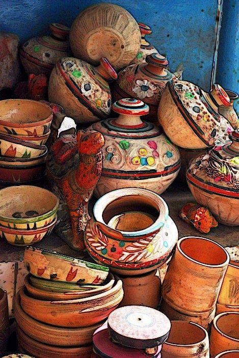 INDIA - Market Wares