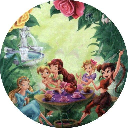 Wrozki Jelonka Disney Oplatek Na Tort Gratis 7563984975 Allegro Pl Wiecej Niz Aukcje