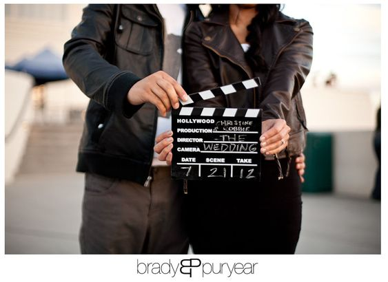Glendale Engagement Session   Christine & Robbie   engagment    Movies Hollywood Griffith Observatory Americana Brand