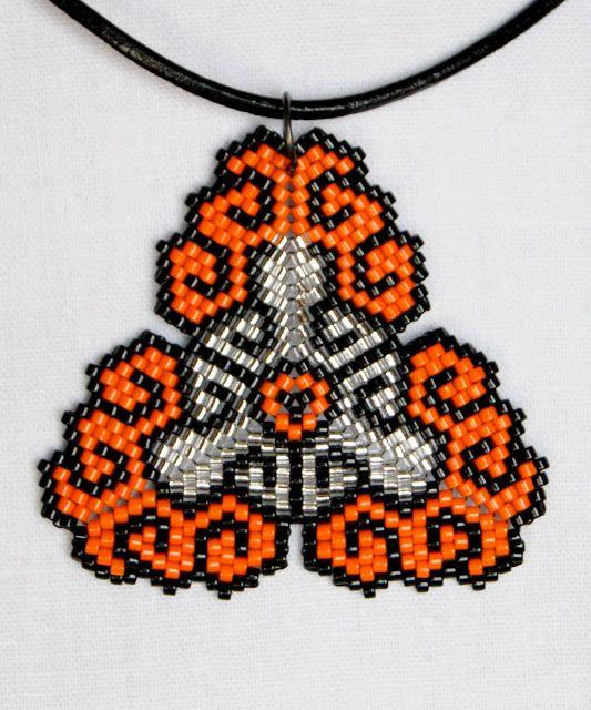 Индейские мотивы | biser.info - всё о бисере и бисерном творчестве