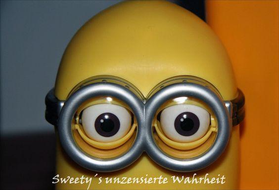 Sweety9696 testet und berichetet - die unzensierte Wahrheit...: Die #Minions-Mania ist bei uns ausgebrochen - Dank #MTW