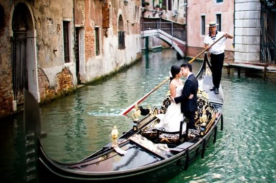 For People Who Like Different And Unique Wedding This Town In Italy Are One Of The Most