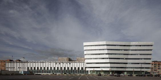 Centro Hospitalario IMQ (Bilbao).