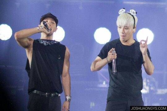 Taeyang , Seungri.  MADE TOUR