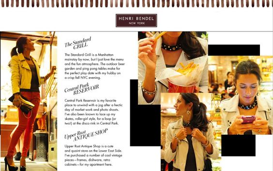 NYCPretty's Christina shares her city-picks with Henri Bendel, and hits the town wearing our Edgemont in Poppy Red.    See more here: http://ow.ly/dINdB