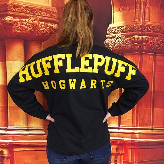 Game of Thrones or Hogwarts House Dropped Shoulder Spirit Shirt