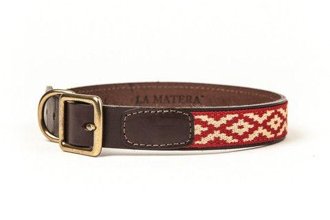 La Matera Men's Gift Guide: Mt. Dixon Dog Collar | Luxury Leather Accessories | Argentine Inspired