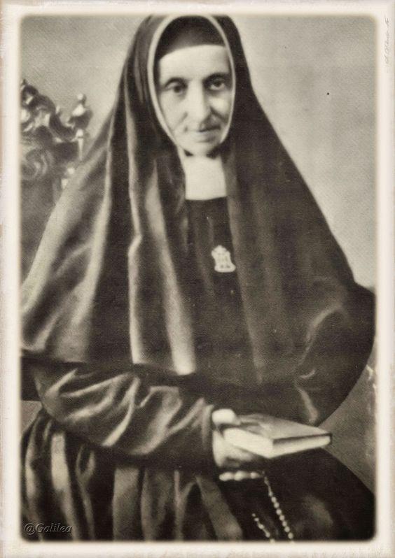 sveta Pavla od svetega Jožefa Calasanza - devica in ustanoviteljica