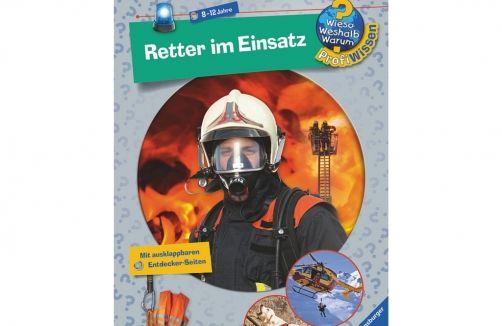 """Gewinne das Sachbuch """"Retter im Einsatz"""" (Das Gewinnspiel läuft bis 07.Dezember 2014!)"""