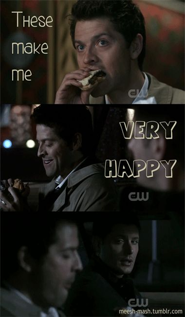 misha collins meme car -#main