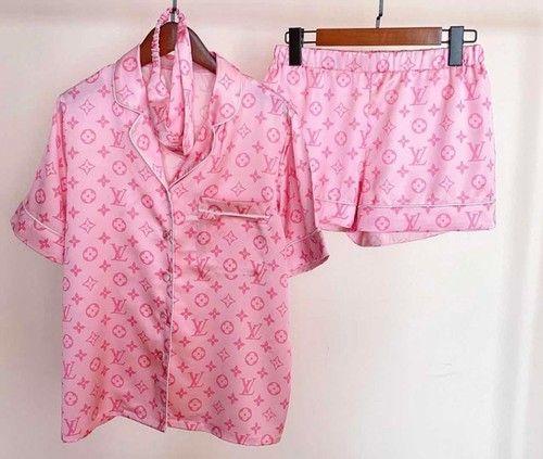 Designer Inspired Satin Pyjama