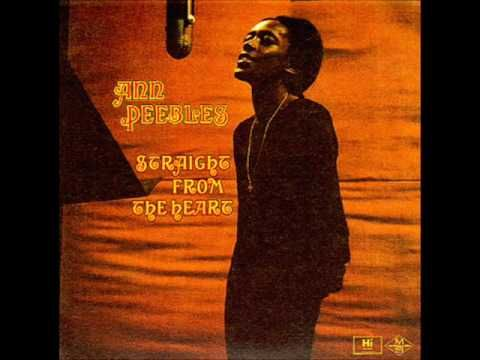 Ann Peebles - Breaking Up Somebody's Home  Highly underrated singer of the Al Green mold. While we're re-evaluating great soul singers, will somebody write Ann Peebles' biography?