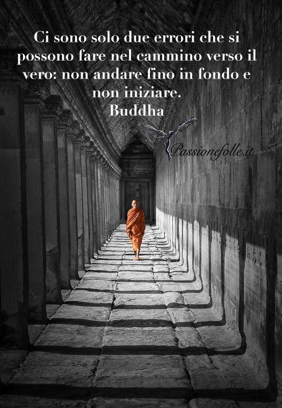 Frasi Buddha - Passione Folle                              …: