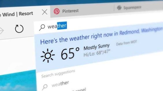 Microsoft Edge será o nome oficial do navegador do Windows 10