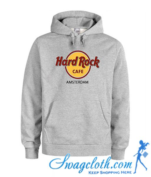 Hard Rock Cafe Amsterdam Hoodie Hard Rock Cafe Hard Rock Hoodies