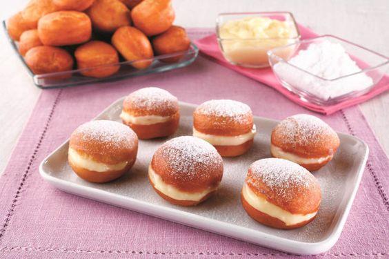 Sonhos de padaria