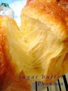 シュガーバタートップ♪リッチホテル食パン