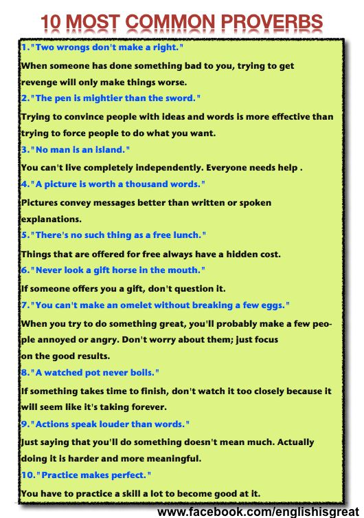 Analysis of proverbs essay