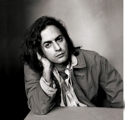 A portrait by Annie Leibovitz  Photographed by Irving Penn
