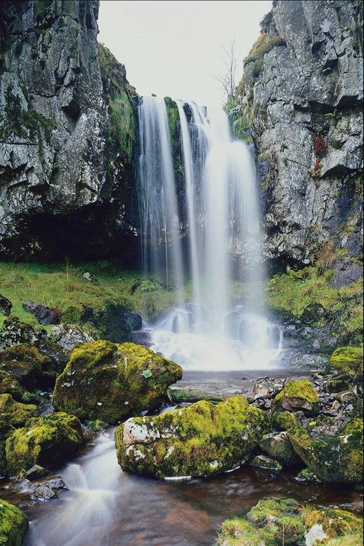.Could this be Alain's water fall in Possum Holler>