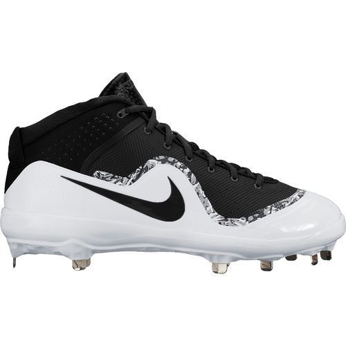 Nike Men's Force Air Trout 4 Pro Baseball Cleats (White/Black, Size 13) -  Adult Baseball Shoes at Academy Sports | Pro baseball, Baseball cleats and  ...