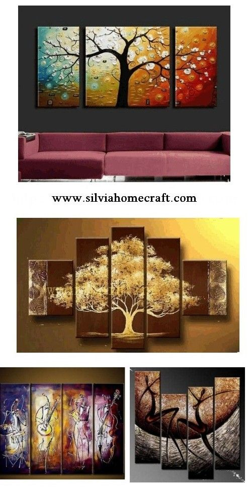 Canvas Painting Ideas For Dining Room
