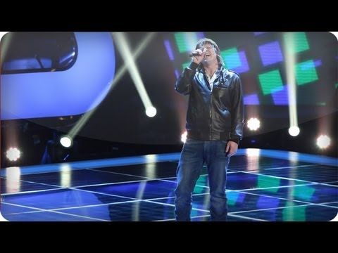 "Terry McDermott Blind Audition: ""Baba O'Riley"" #TheVoice #TeamBlake"