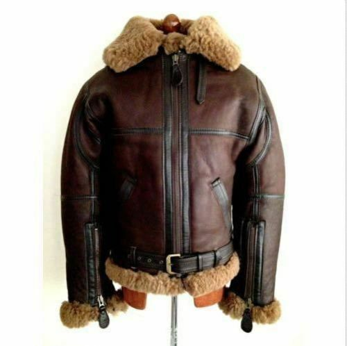 RAF WWII Sheepskin Flying Jacket, brown | Kleding | Military