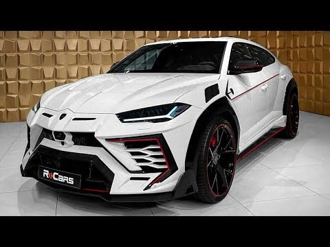 2020 Lamborghini Urus Excellent Project From Mansory Youtube