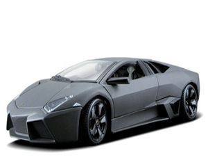 The Burago Lamborghini Reventon, is a diecast model car kit from this fantastic manufacturer in 1/24th scale. Build them, display them, collect them. Bburagos range of 1/24 scale die cast kits give you the chance to build your own super car or..