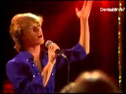 Andy Gibb Time Is Time Live 1981 Youtube Live Concert