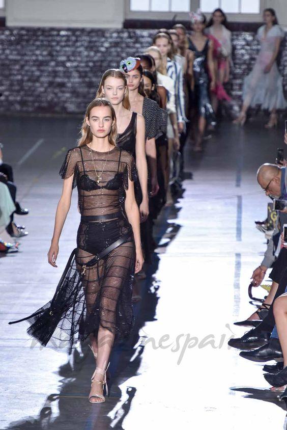 París Fashion Week: John Galliano Primavera-Verano 2017