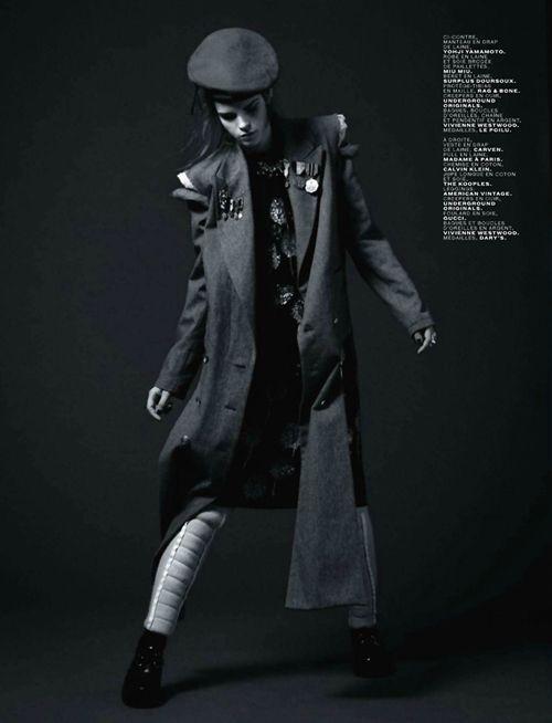 jalouse magazine october 2011.