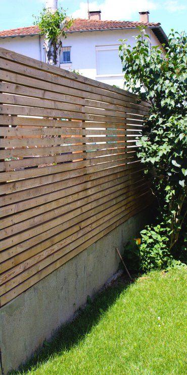 Ecrin Lumineux Avec Images Amenagement Jardin Cloture