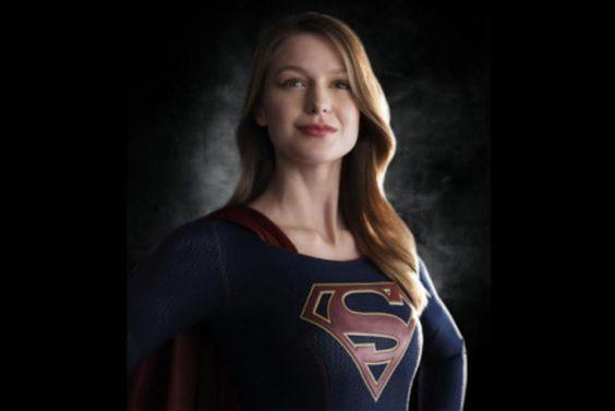Melissa Benoist, protagonista de 'Supergirl'