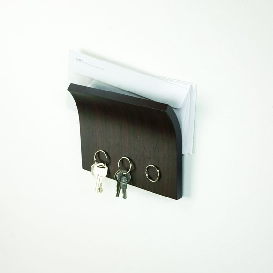 Magnetter Wall-Mount Organizer - Novelty Concept