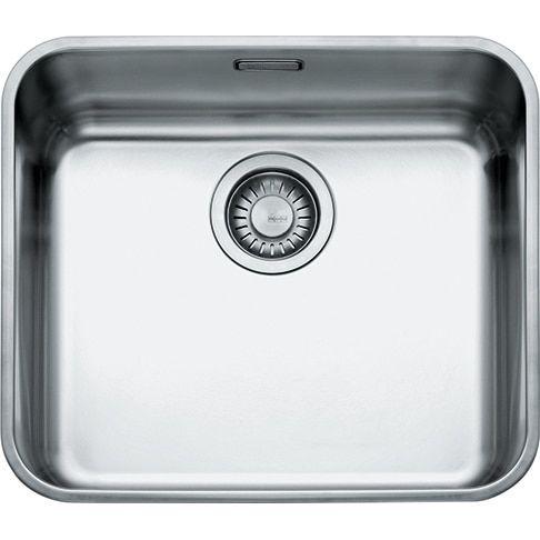 Franke Largo Lax110 45 Stainless Steel Kitchen Sink Single Bowl