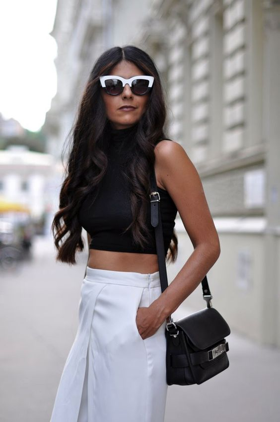 celine wallets buy online - Fashion Landscape #fashion #style #streetstyle #blackandwhite ...
