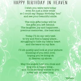 Happy Birthday Wishes To Someone Who Passed Away