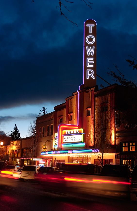 tower theater downtown bend oregon bend oregon then