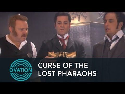 Artful Detective Christmas Special 2021 Curse Of The Lost Pharaohs Web Series Episode 13 The Artful Detective Ovation Youtube Murdoch Mysteries Pharaoh Cursing